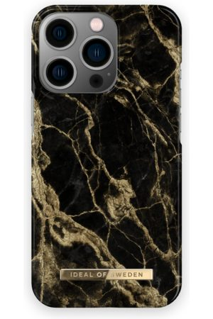 IDEAL OF SWEDEN Handy - Fashion Case iPhone 13 Pro Golden Smoke Marble
