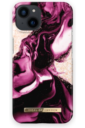 IDEAL OF SWEDEN Handy - Fashion Case iPhone 13 Golden Ruby