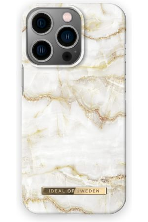 IDEAL OF SWEDEN Handy - Fashion Case iPhone 13 Pro Golden Pearl Marble