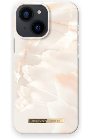 IDEAL OF SWEDEN Handy - Fashion Case iPhone 13 Mini Rose Pearl Marble