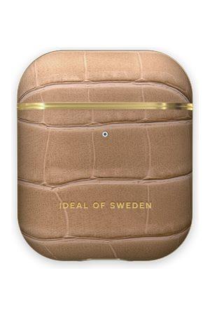 IDEAL OF SWEDEN Handy - Atelier AirPods Case Camel Croco