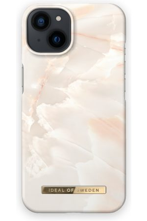 IDEAL OF SWEDEN Handy - Fashion Case iPhone 13 Rose Pearl Marble