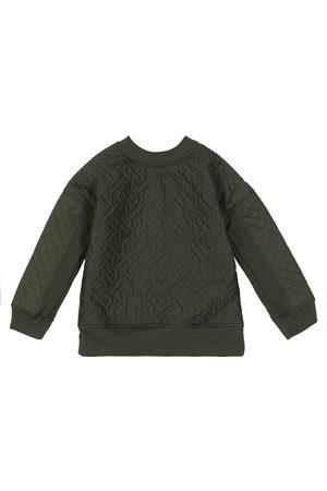 Burberry Herren Sweatshirts - Sweatshirt aus Baumwoll-Jersey