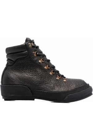 GUIDI Herren Outdoorschuhe - Lace-up leather hiking boots