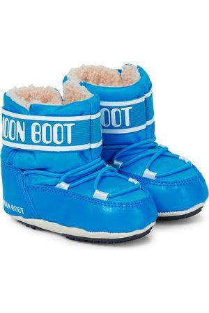 Moon Boot Stiefel - Stiefel mit Lederbesatz