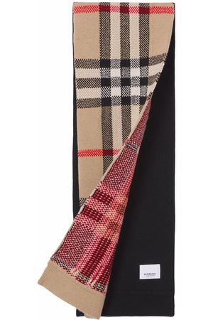 Burberry Vintage Check mixed scarf
