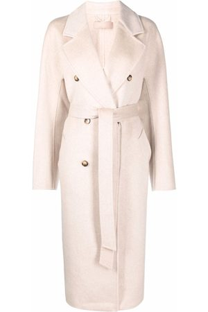 12 STOREEZ Double-breasted trench coat