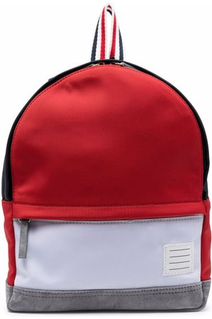 Thom Browne Colour-block backpack