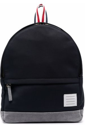 Thom Browne Patch-detail backpack