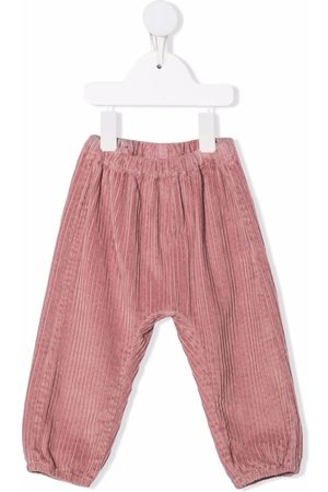 KNOT Annalee corduroy elasticated trousers
