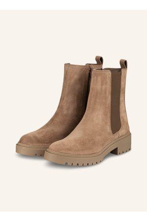 unisa Damen Stiefeletten - Chelsea-Boots Gajo