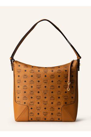 MCM Damen Handtaschen - Hobo-Bag Klara Visetos