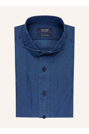Olymp Herren Business - Hemd Soft Business Tailored Fit