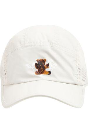 "SUNDAY OFF CLUB Logo-kappe ""torn Saddy Bear"""