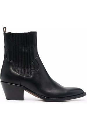 Buttero Damen Stiefeletten - Pointed ankle-length boots