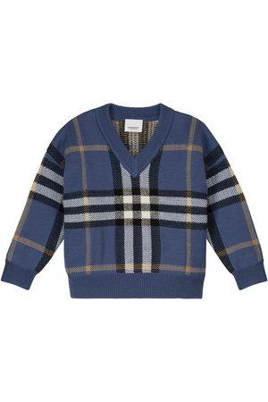 Burberry Pullover Goccia aus Wolle und Kaschmir