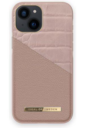IDEAL OF SWEDEN Handy - Atelier Case iPhone 13 Mini Rose Smoke Croco
