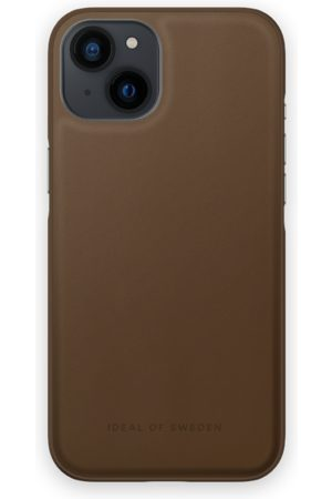IDEAL OF SWEDEN Atelier Case iPhone 13 Intense Brown