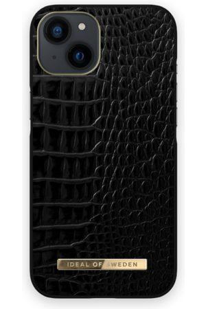 IDEAL OF SWEDEN Handy - Atelier Case iPhone 13 Neo Noir Croco