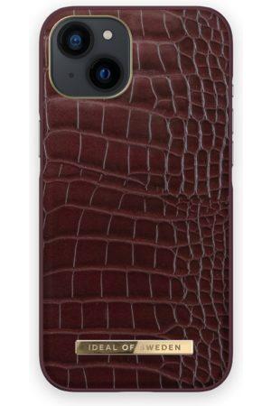 IDEAL OF SWEDEN Atelier Case iPhone 13 Scarlet Croco