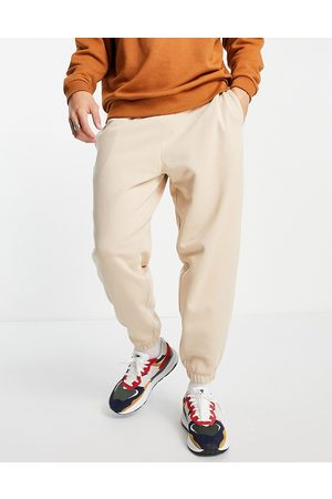 ASOS Oversized joggers in -Neutral