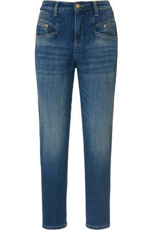 Mac 7/8-Jeans Modell Rich Carrot denim