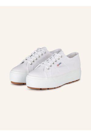 Superga Damen Sneakers - Sneaker 2790 weiss