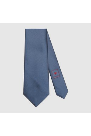 Gucci Herren Krawatten - Krawatte aus Seidenjacquard mit GG