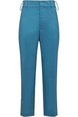 Jacquemus Le Pantalon De Costume Wide Wool Pants