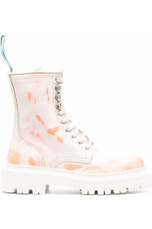 Camper Lab Eki chunky-sole lace-up boots