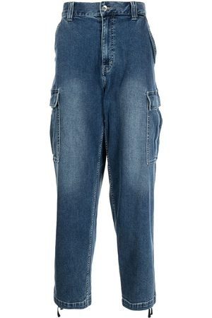 FIVE CM Straight-leg jeans