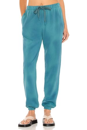 The Upside Damen Jogginghosen - Moonstone Lennox Track Pant in - Teal. Size L (also in XS, S, M).