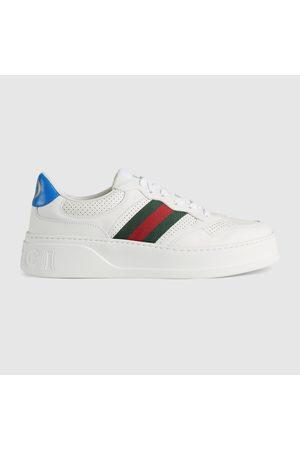 Gucci Herren Sneakers - Herren-Sneaker mit Web