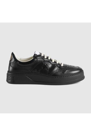 Gucci Herren Sneakers - Herrensneaker mit geprägtem GG