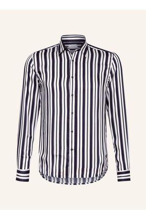 Reiss Herren Freizeit - Hemd Regular Fit blau