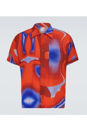 ERL Bedrucktes Kurzarmhemd