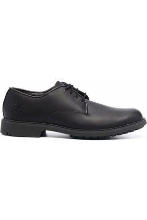Timberland Herren Halbschuhe - Almond-toe leather derby shoes