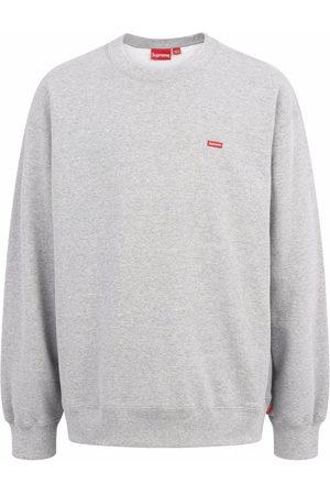 Supreme Sweatshirts - Box logo crewneck sweatshirt