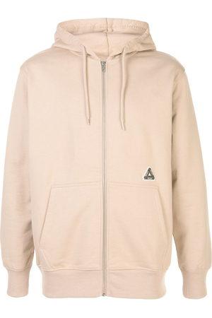 PALACE Herren Sweatshirts - Logo print zipped sweatshirt