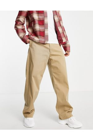 Levi's Levi's Skateboarding loose fit chino trousers in harvest gold -Neutral