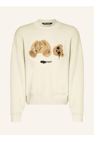 Palm Angels Herren Sweatshirts - Sweatshirt grau
