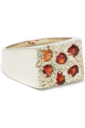 Bleue Burnham Ringe - Rose silver ring