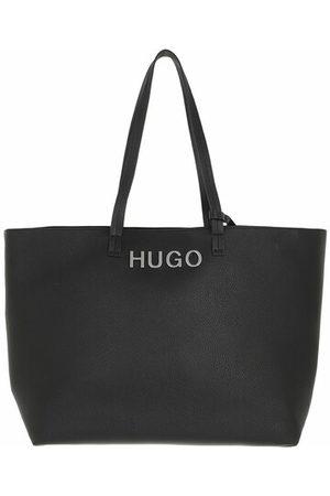 HUGO BOSS Damen Umhängetaschen - Crossbody Bags Brenda Shopper - in black - Umhängetasche für Damen