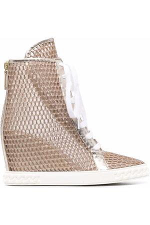 Casadei Webster wedge sneakers