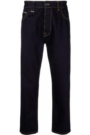 COSTUMEIN Herren Straight - Cropped-leg jeans
