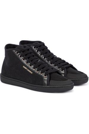 Saint Laurent Sneakers SL39 aus Canvas
