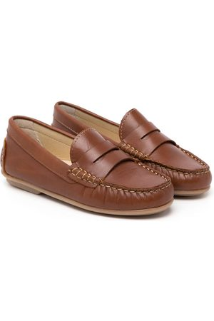 ANDANINES Classic penny loafers