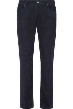 Fendi Mid-rise straight-leg jeans