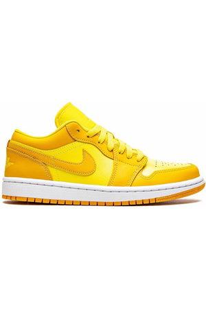 """Jordan Air 1 Low """"Yellow Strike"""" sneakers"""