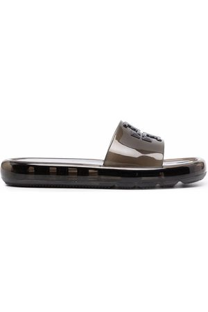 Tory Burch Transparent sole slides